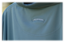 Our golf shirts can be embroidered